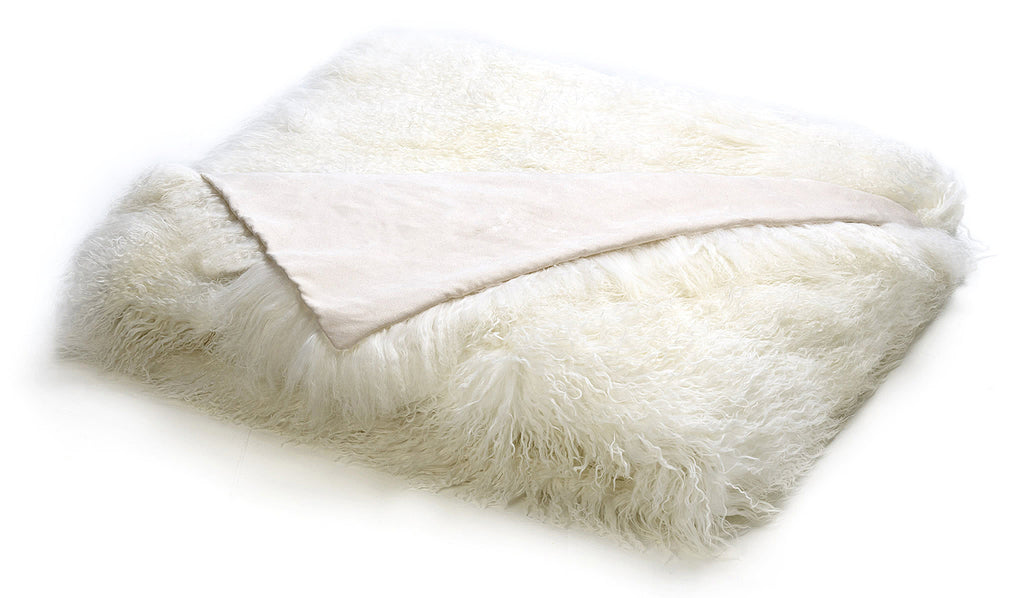 Tibetan Sheepskin Throw - ParkerWool  - 4