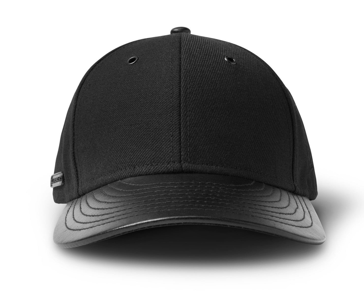 SNAPBACK CAP | KILLSPENCER® - Black Leather