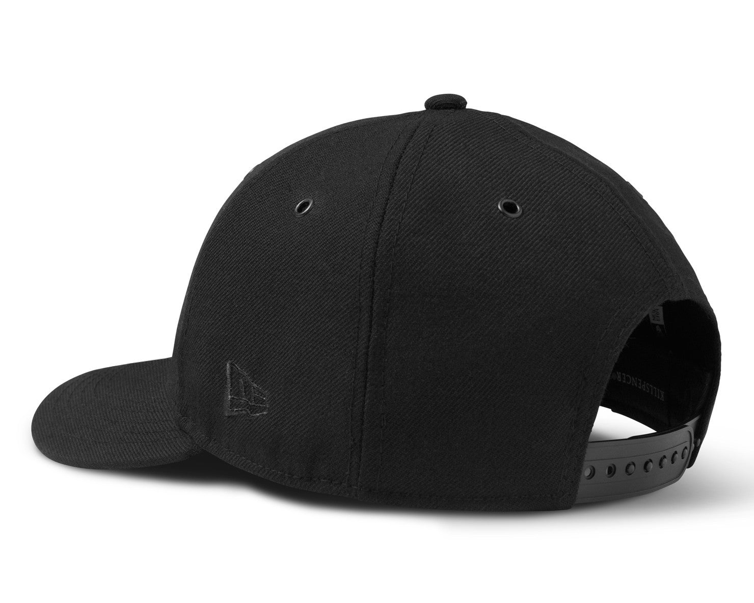 SNAPBACK CAP | KILLSPENCER® - Black Wool