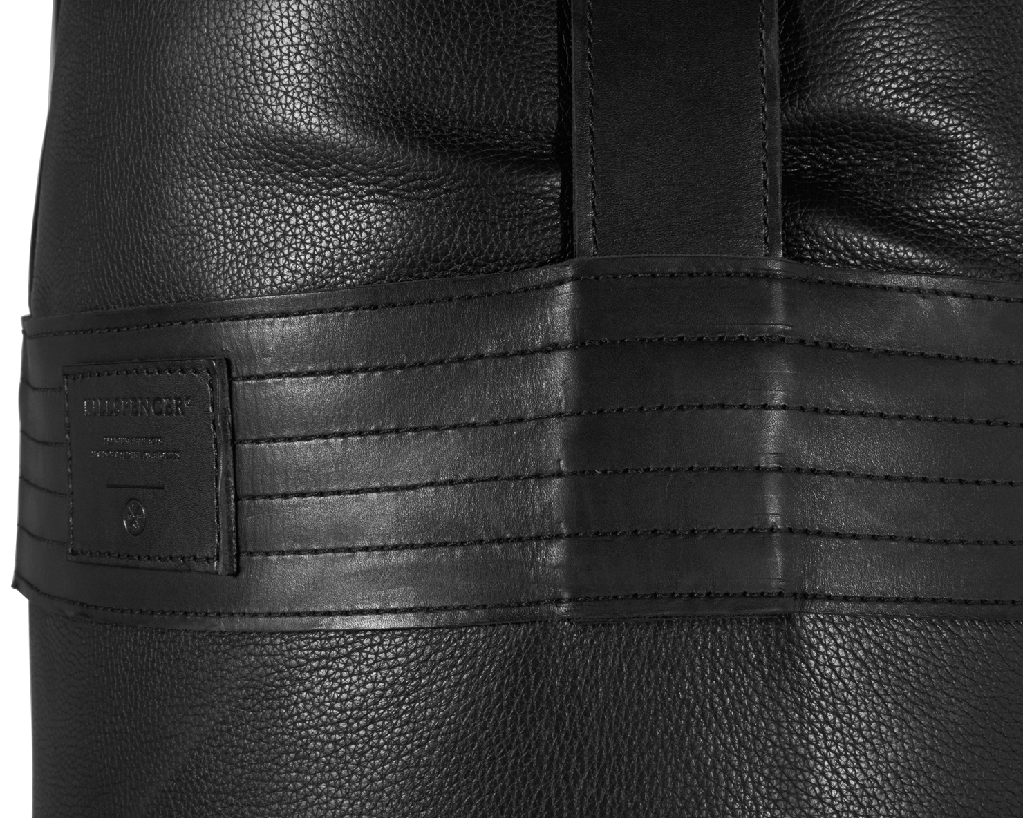 HEAVY BAG | KILLSPENCER® - Black Leather
