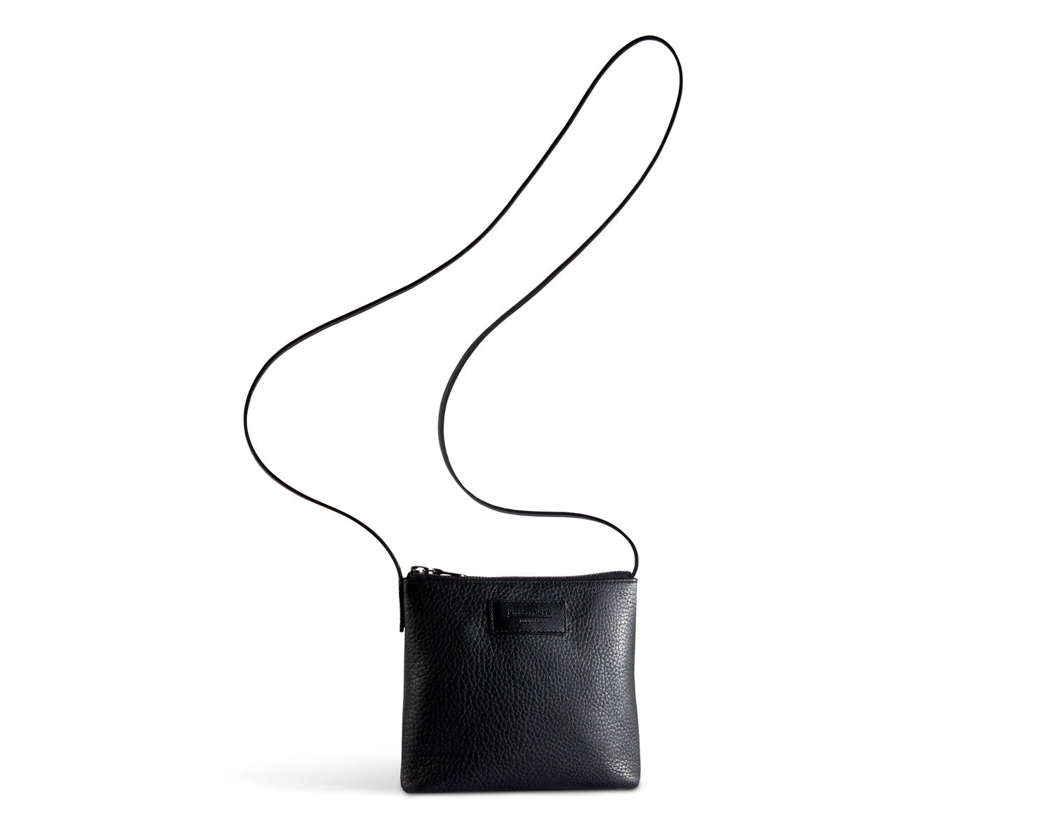 GIRLFRIEND BAG | KILLSPENCER® - Black Leather