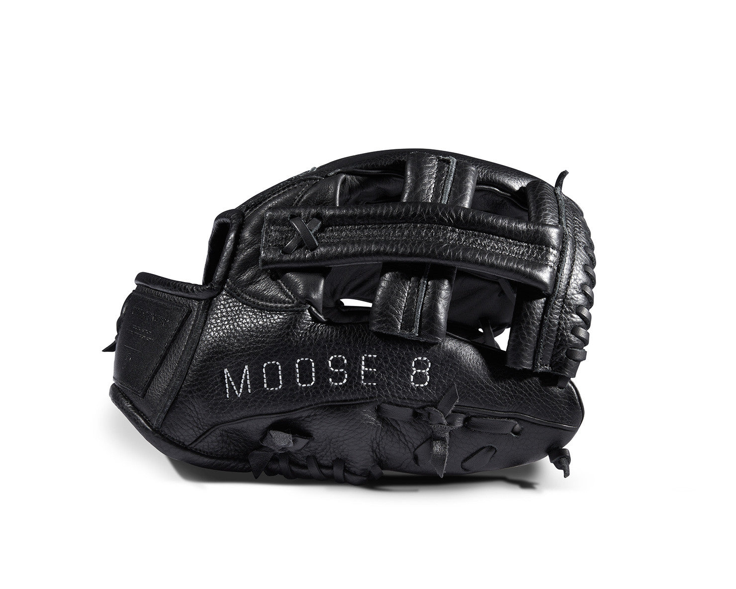 BASEBALL GLOVE | KILLSPENCER® - Black Leather