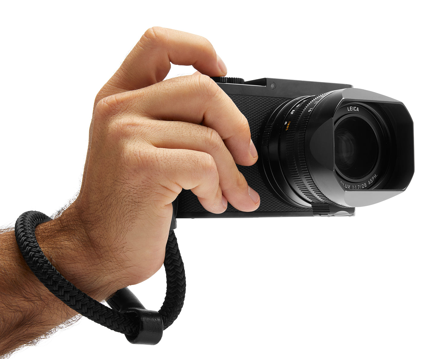 CAMERA WRIST STRAP | KILLSPENCER® - Black Paracord