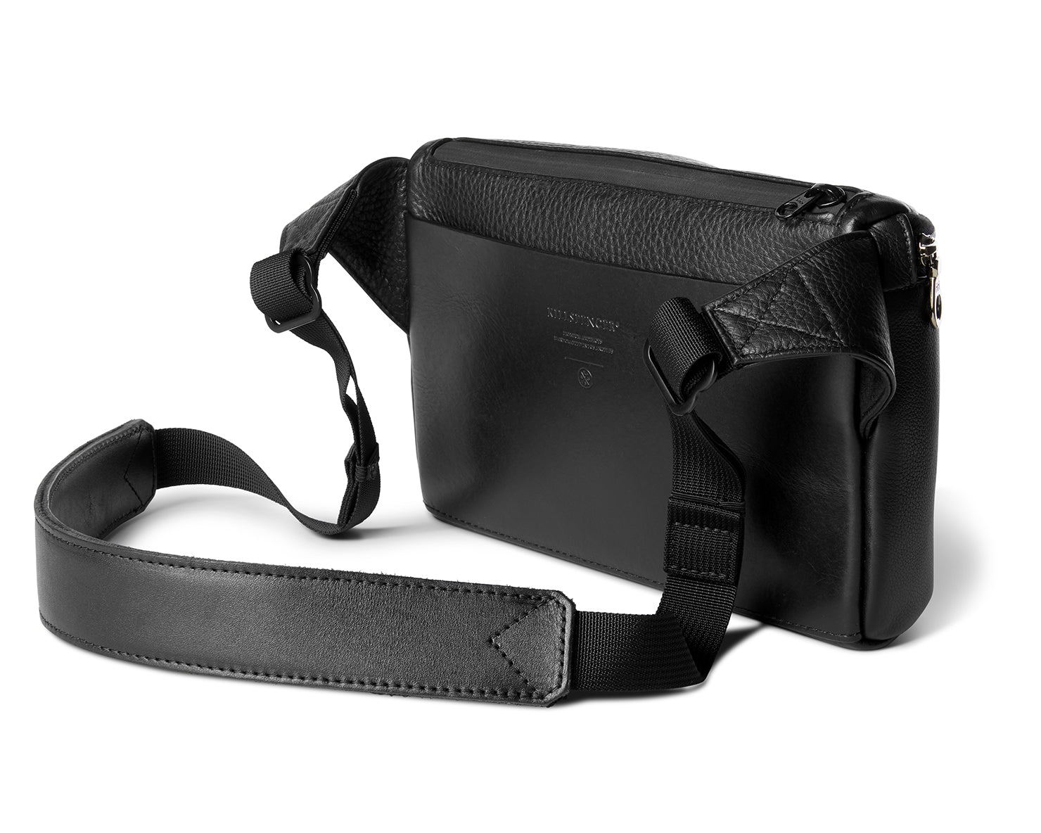 CAMERA PACK | KILLSPENCER® - Black Leather