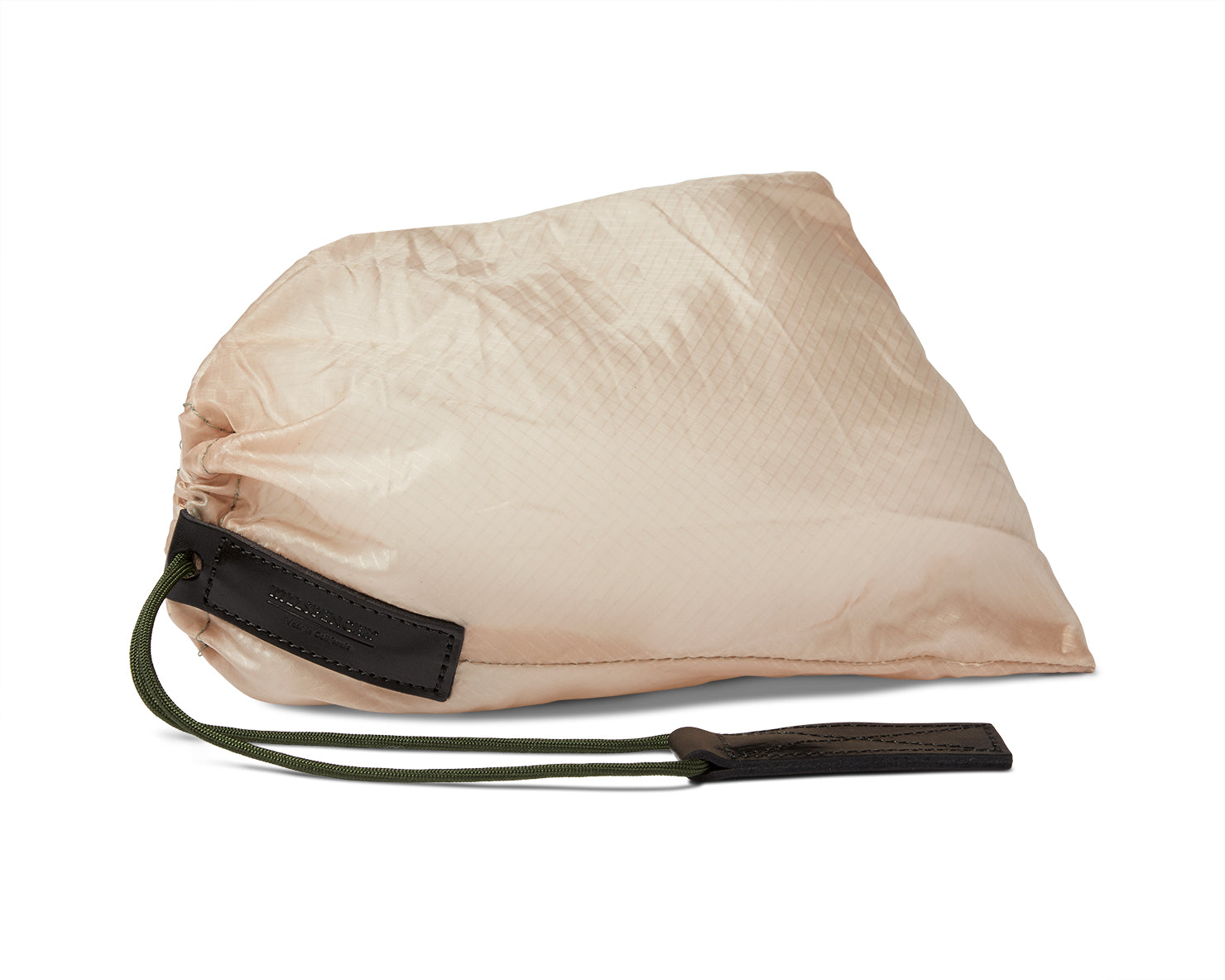 PARACHUTE BAG 2.0 - Large Accessory Bag | KILLSPENCER® - Tan Parachute