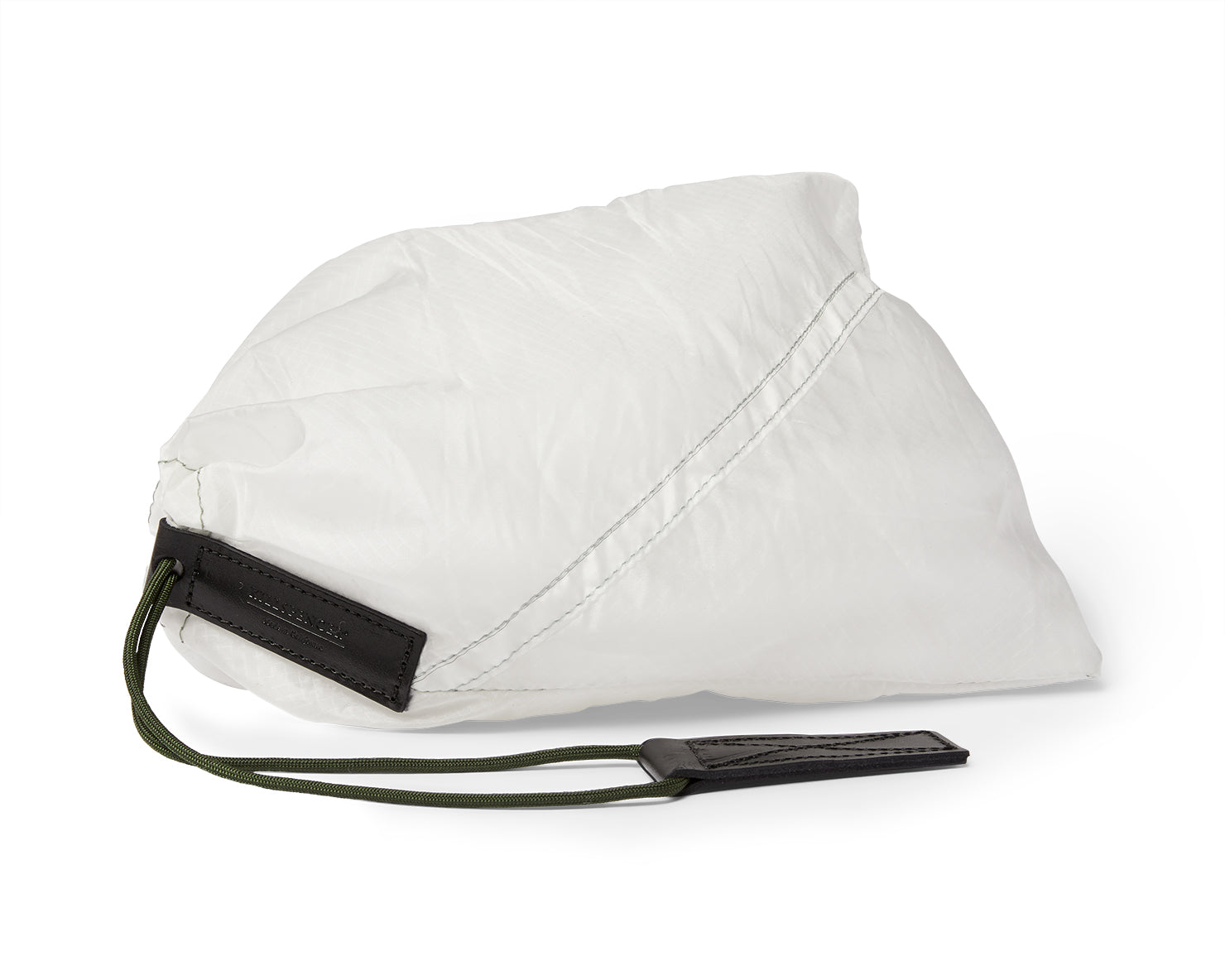 PARACHUTE BAG 2.0 - Large Accessory Bag | KILLSPENCER® - White Parachute