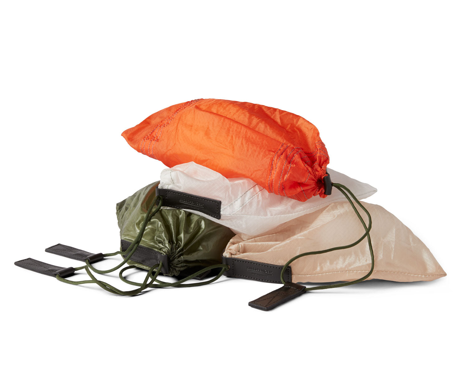 PARACHUTE BAG 2.0 - Large Accessory Bag | KILLSPENCER® - Orange Parachute