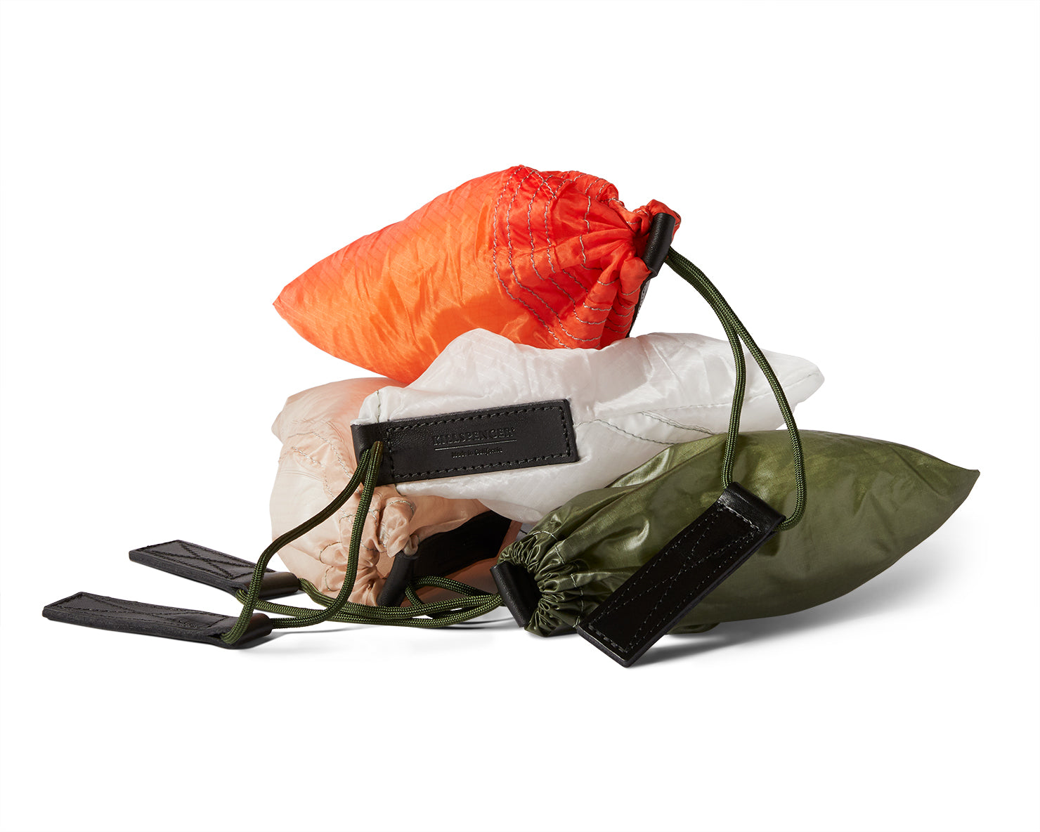 PARACHUTE BAG 2.0 - Small Accessory Bag | KILLSPENCER® - Orange Parachute
