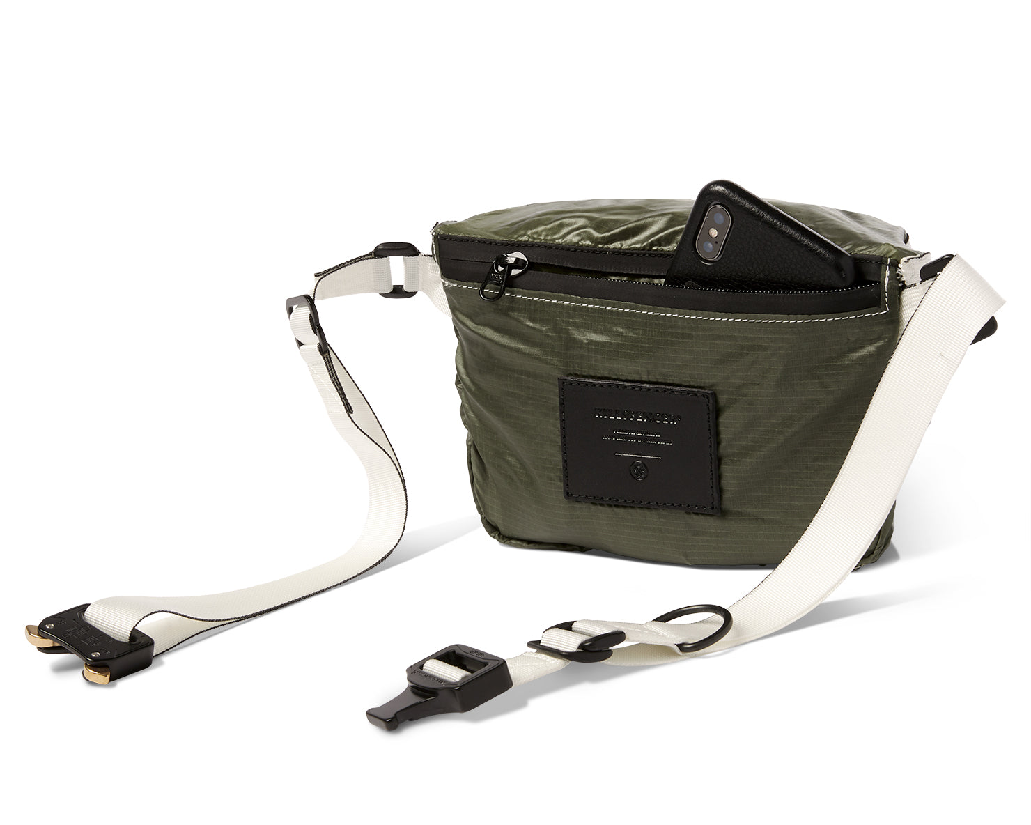 PARACHUTE BELT BAG 2.0 | KILLSPENCER® - Olive Drab Parachute
