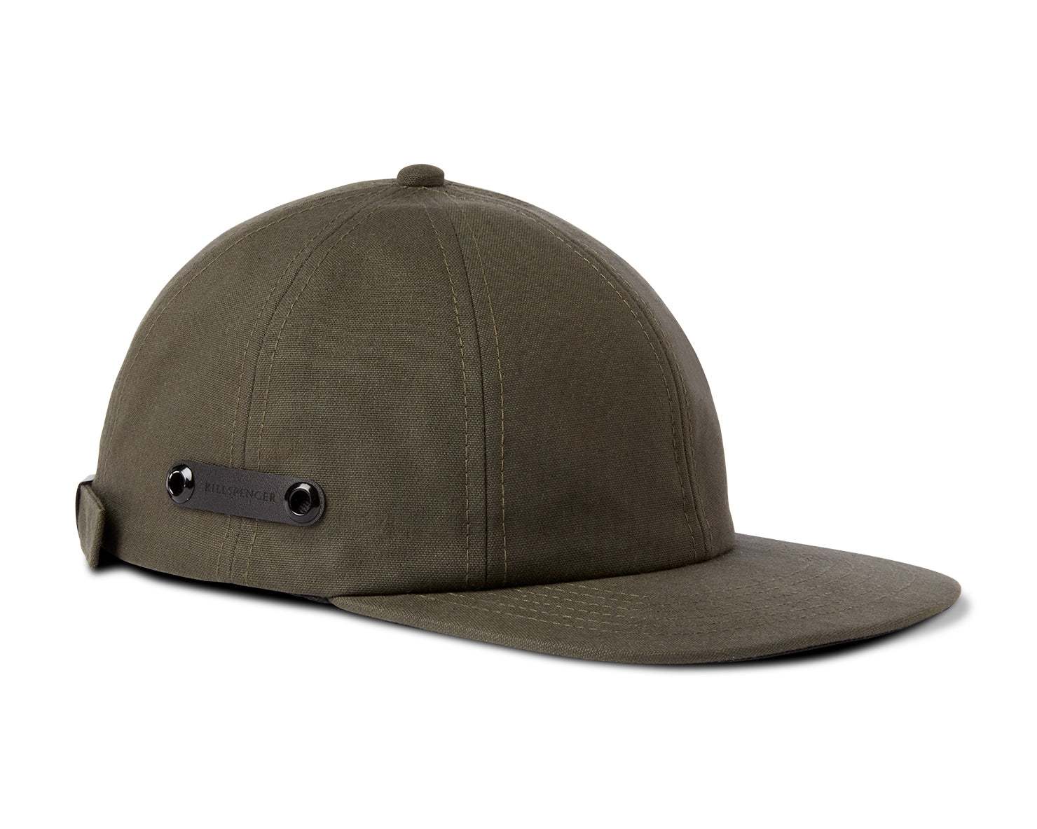 8 PANEL HAT | KILLSPENCER® - Olive Drab Canvas
