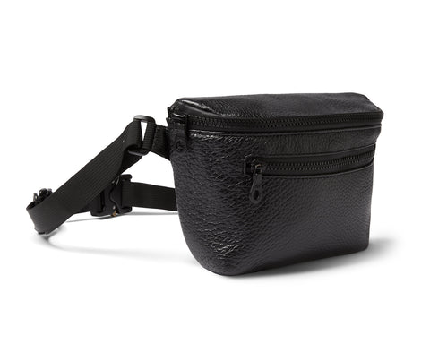 UTILITY BELT BAG 2.0 | KILLSPENCER® - Black Leather