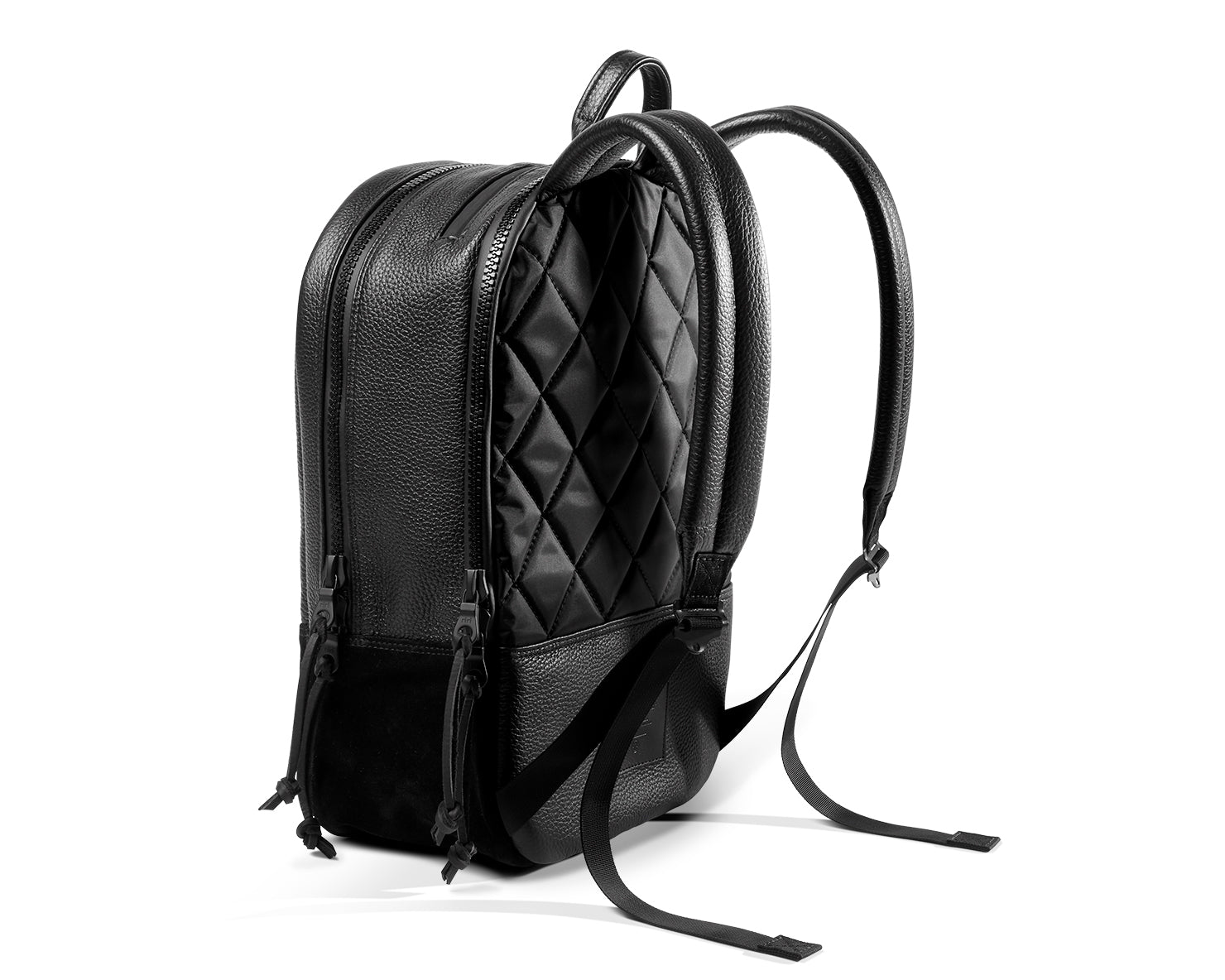 UTILITY MINI DAYPACK | KILLSPENCER® - Black Leather