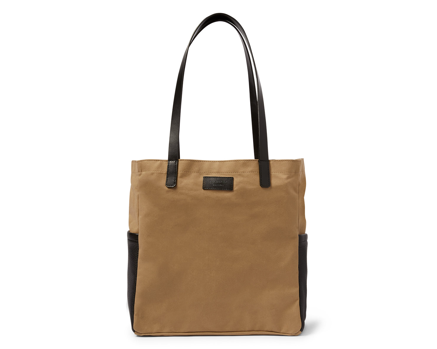 BOX TOTE | KILLSPENCER® - Khaki Canvas