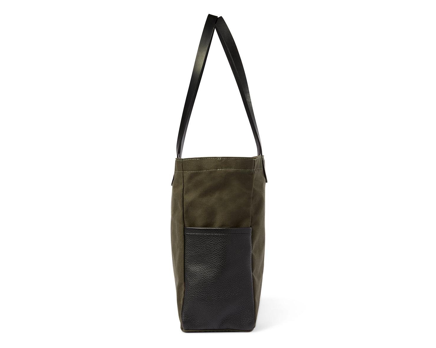 BOX TOTE | KILLSPENCER® - Olive Drab Canvas