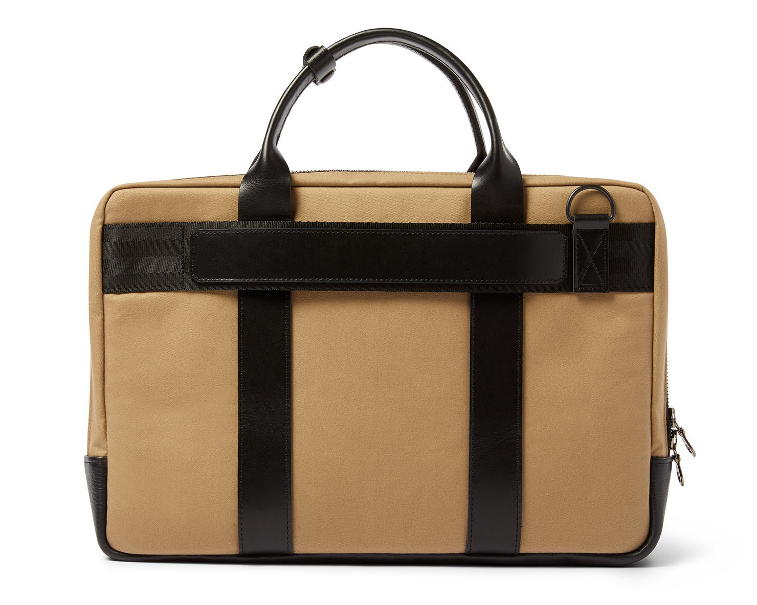 UTILITY ATTACHÉ BRIEFCASE | KILLSPENCER® - Khaki Canvas
