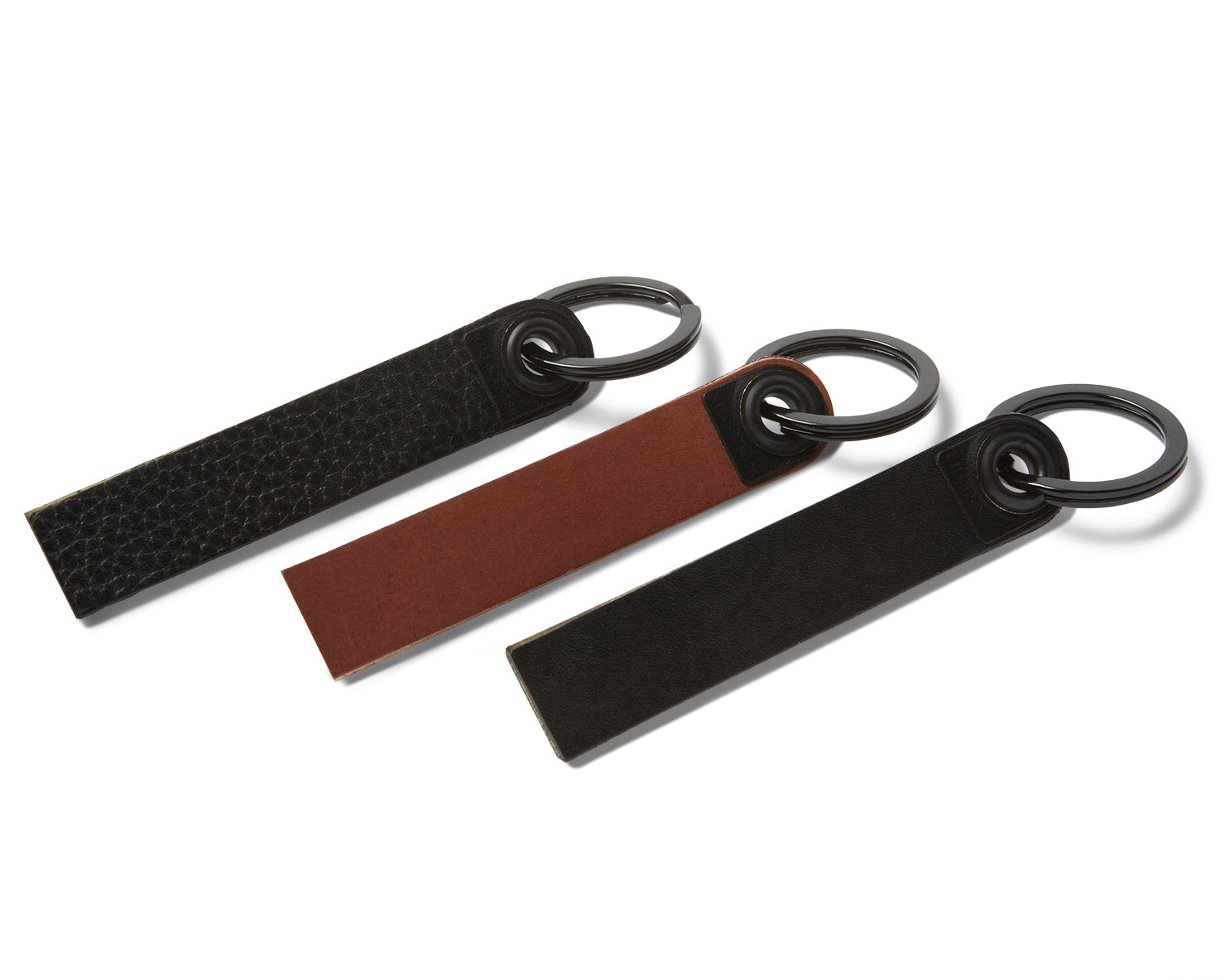 MULTI-TOOL KEYCHAIN | KILLSPENCER® - Black Bullhide Leather