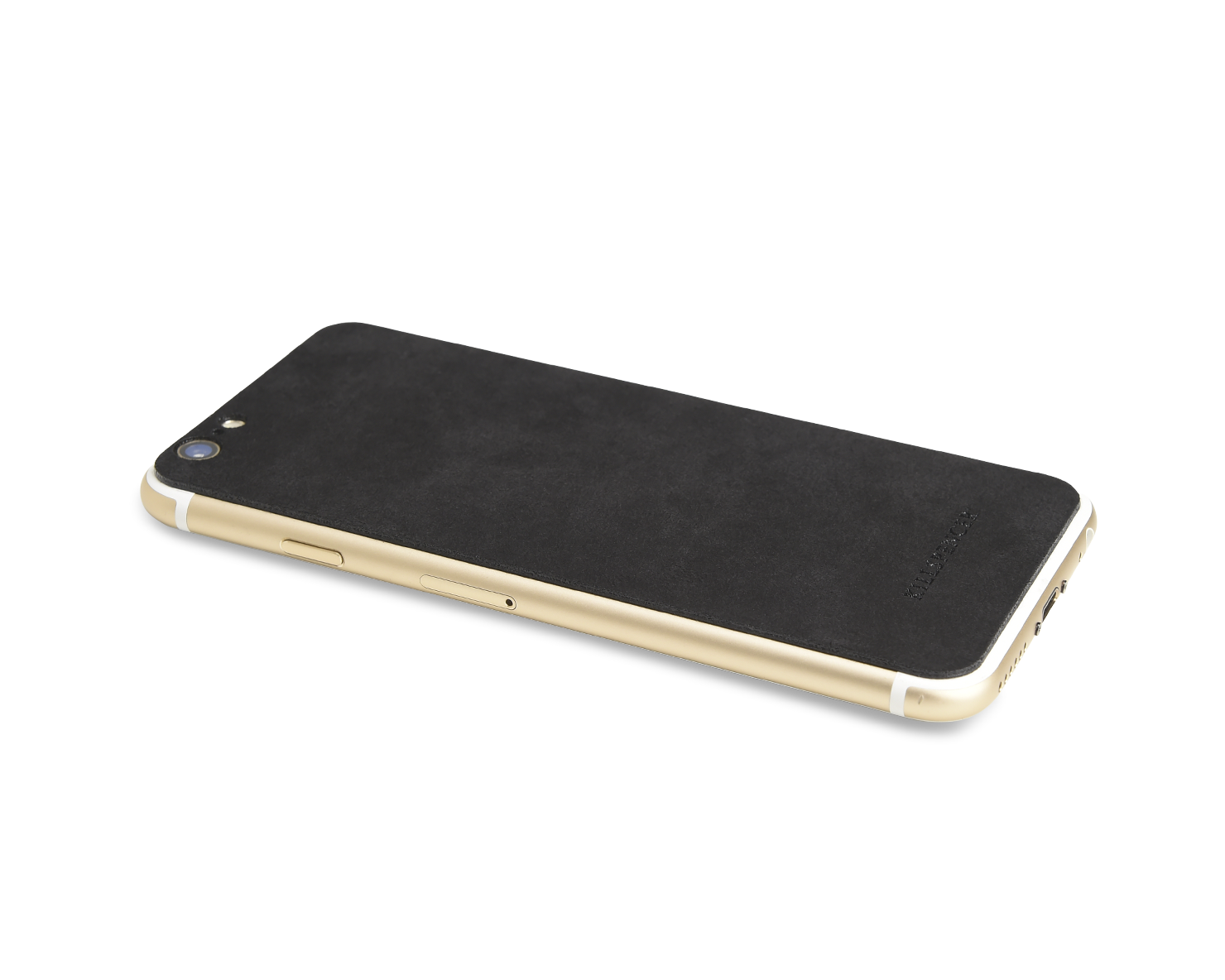 IPHONE 6 VEIL | KILLSPENCER® - Midnight Black Alcantara