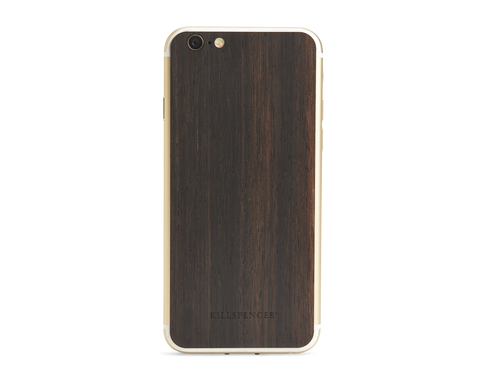 IPHONE 6 VEIL | KILLSPENCER® - Macassar Ebony