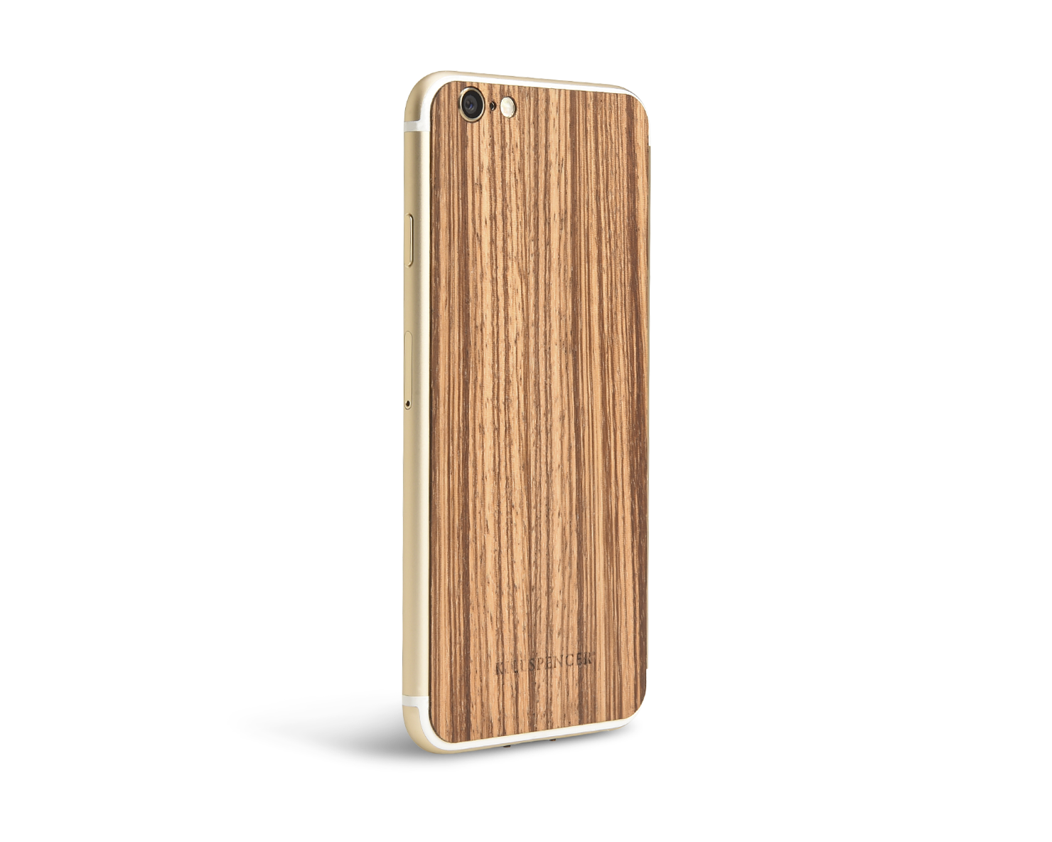 IPHONE 6 VEIL | KILLSPENCER® - Zebrawood