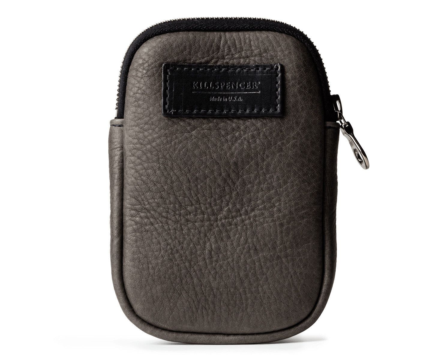 ACCESSORY CASE 2.0 | KILLSPENCER® - Charcoal Grey Leather