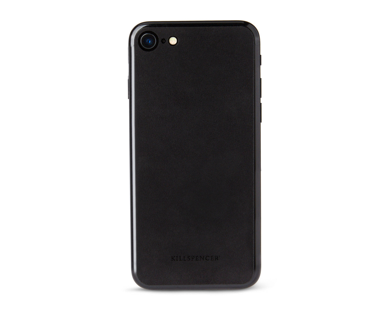 IPHONE 7 VEIL | KILLSPENCER® - Midnight Black Alcantara