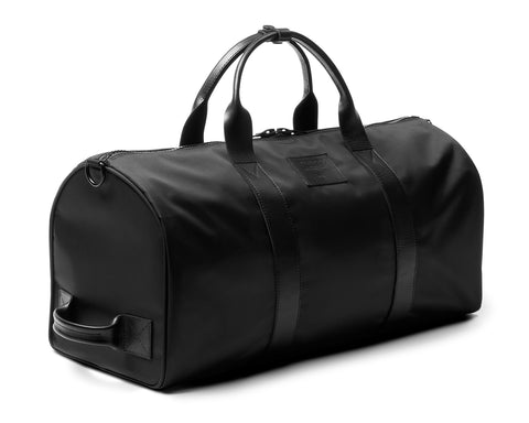 DUFFLE | KILLSPENCER® - Black Nylon