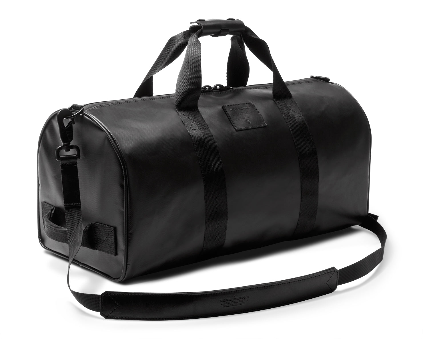 DUFFLE | KILLSPENCER® - Black Tarpaulin