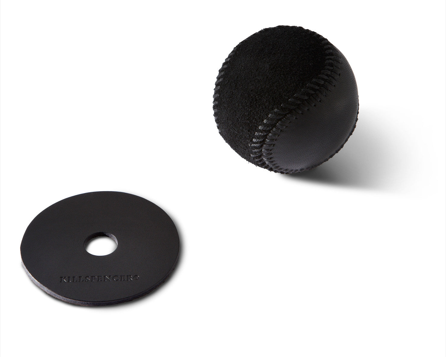 BASEBALL | KILLSPENCER® - Black Suede