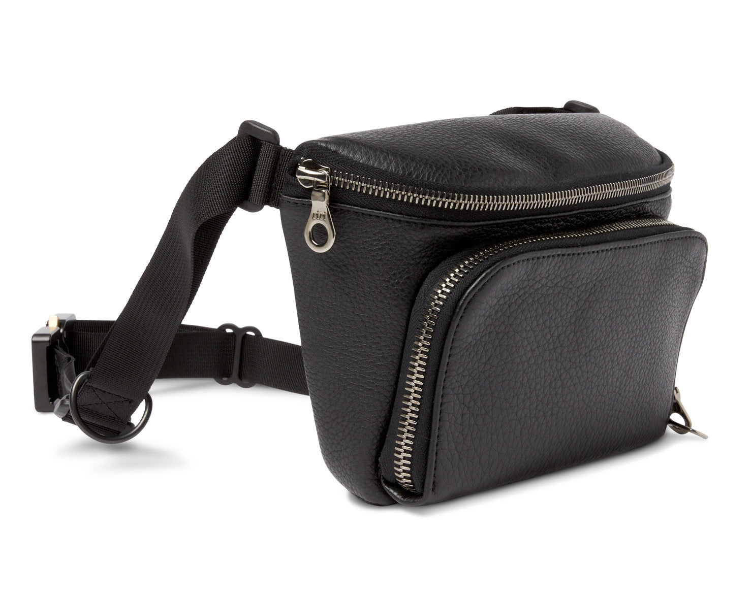 BELT BAG | KILLSPENCER® - Black Leather