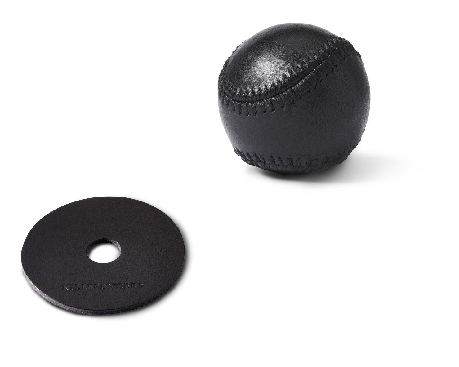 BASEBALL | KILLSPENCER® - Black Leather