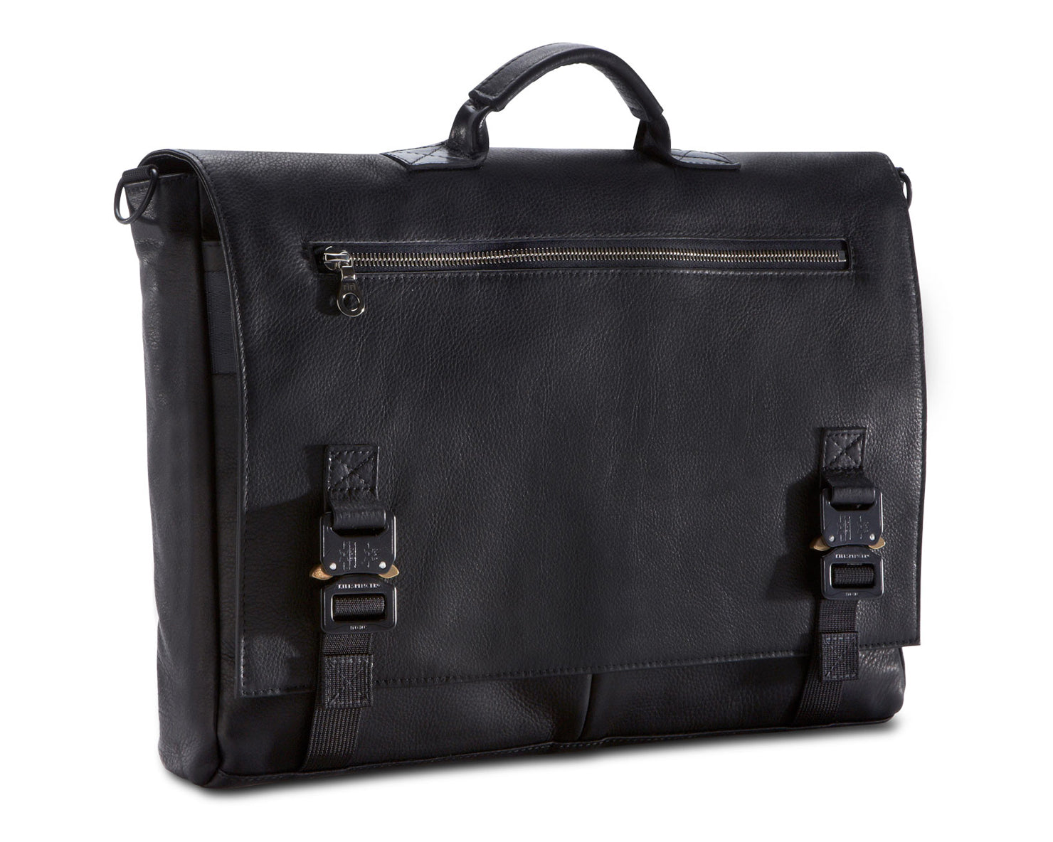 BRIEFCASE 2.0 | KILLSPENCER® - Black Leather