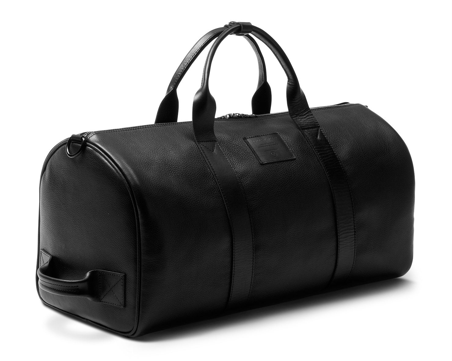 TRAVEL SET | KILLSPENCER® - Black Leather