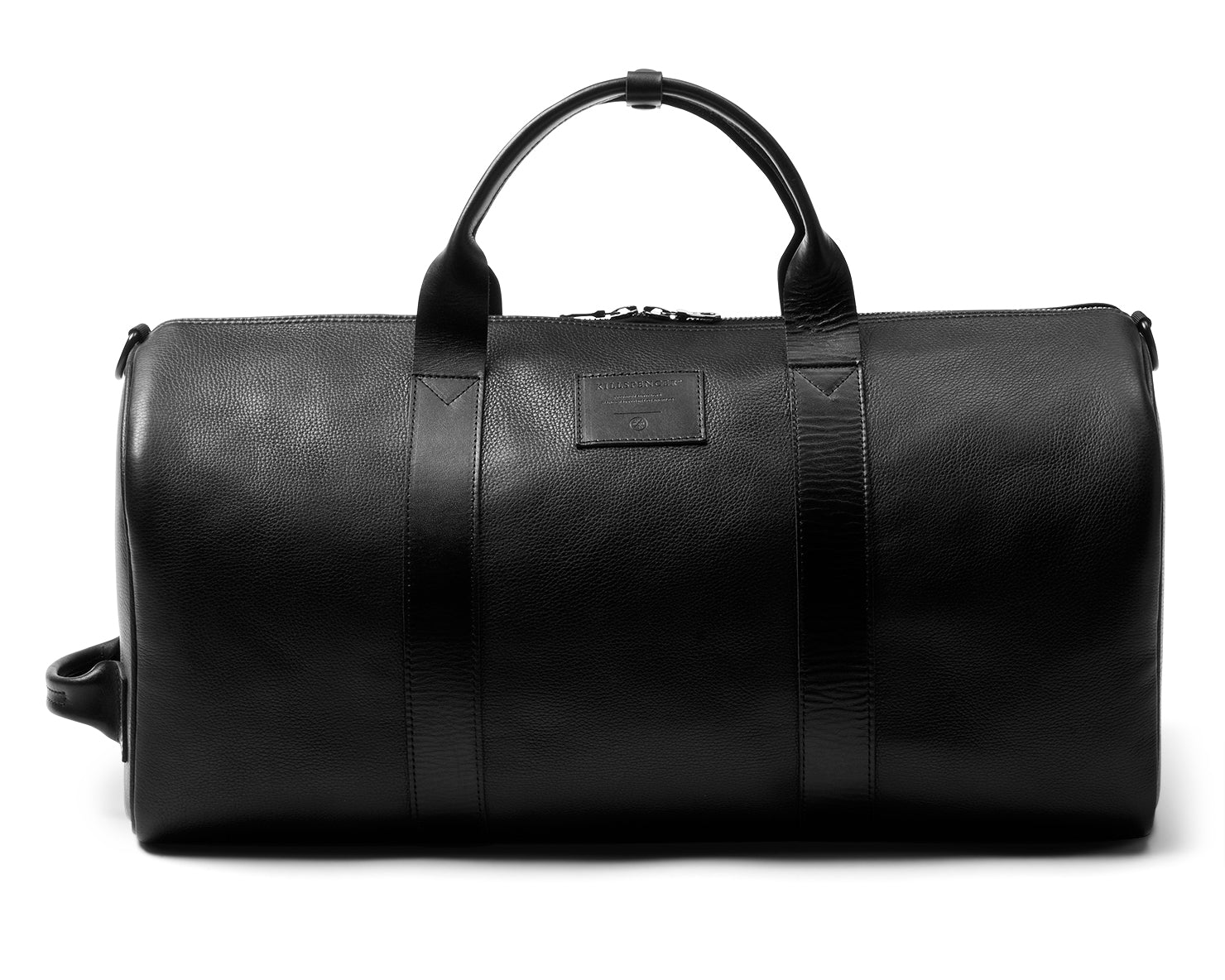 DUFFLE | KILLSPENCER® - Black Leather
