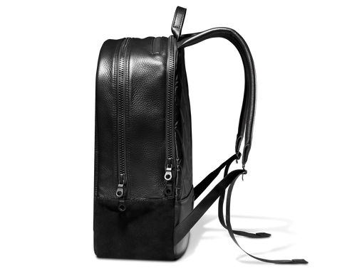 UTILITY DAYPACK | KILLSPENCER® - Black Leather