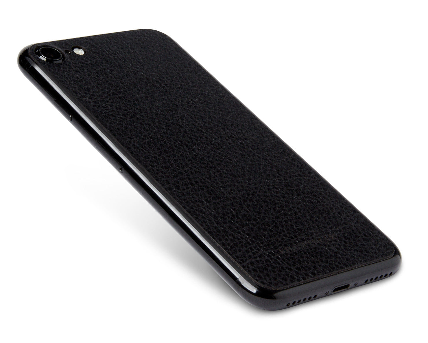 IPHONE 7 VEIL | KILLSPENCER® - Black Leather