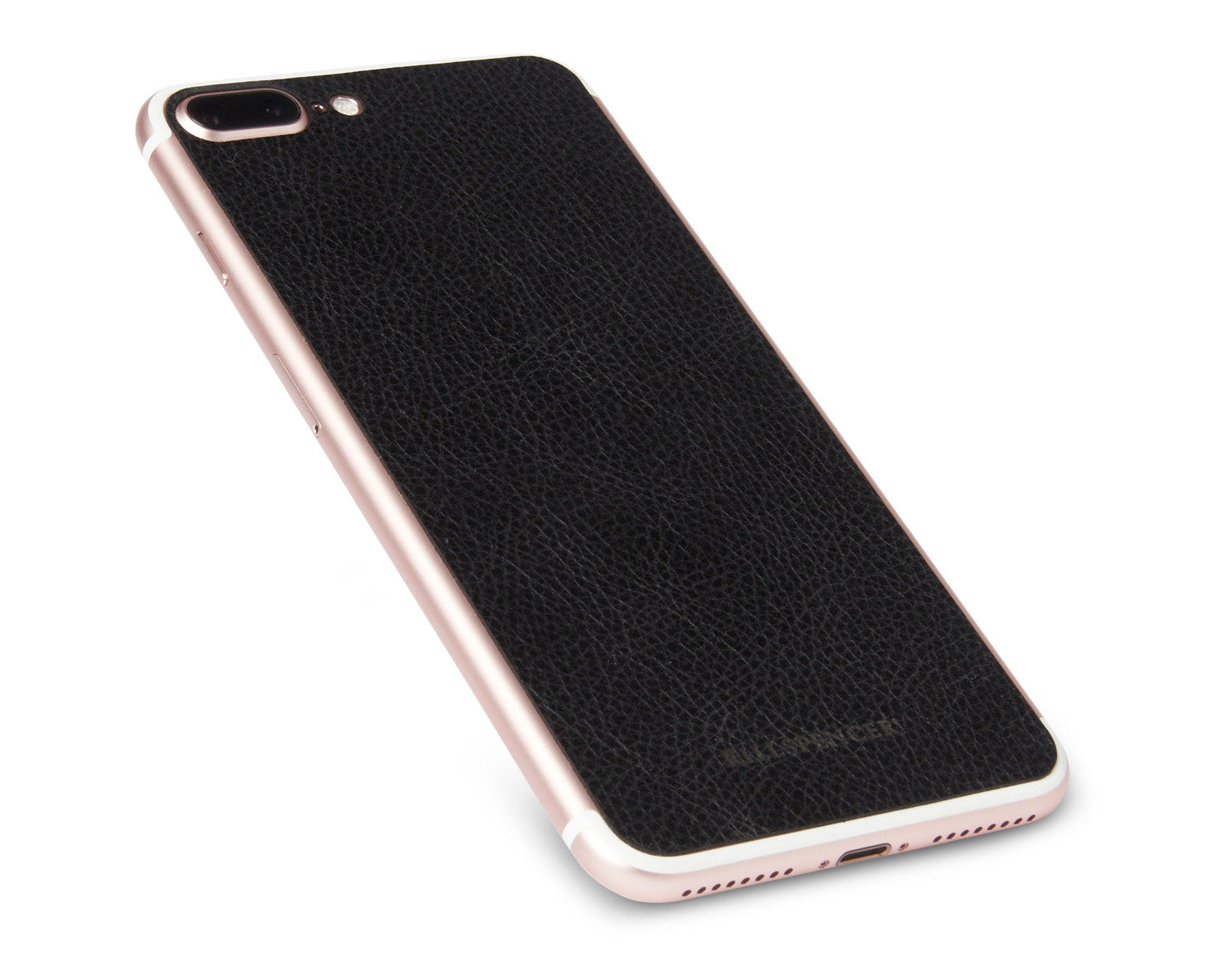 IPHONE 7 PLUS VEIL | KILLSPENCER® - Black Leather