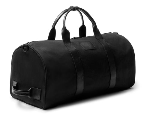 DUFFLE | KILLSPENCER® - Original Black Waxed Canvas