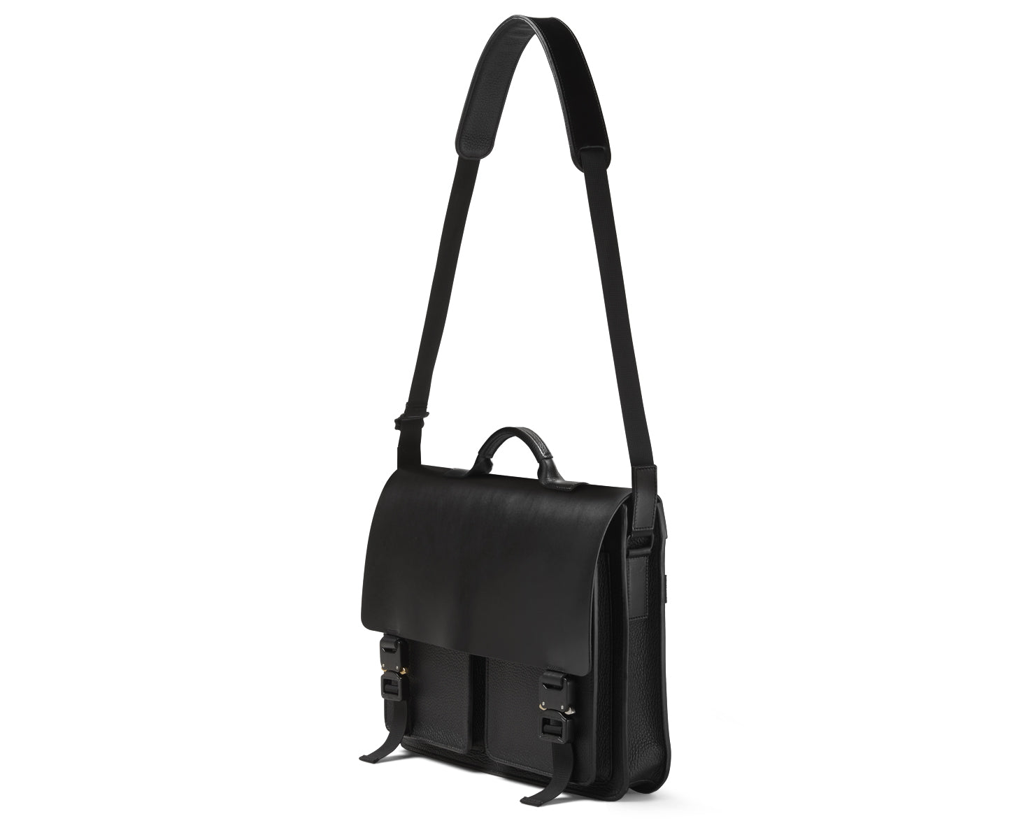ESQUIRE BRIEFCASE | KILLSPENCER® - Black Leather