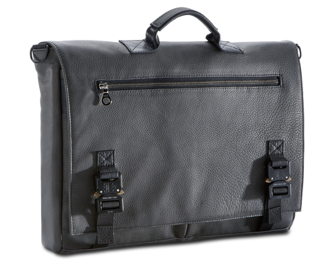 BRIEFCASE 2.0 | KILLSPENCER® - Charcoal Grey Leather