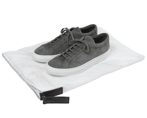 PARACHUTE BAG 2.0 - Shoe Bag | KILLSPENCER® - White Parachute