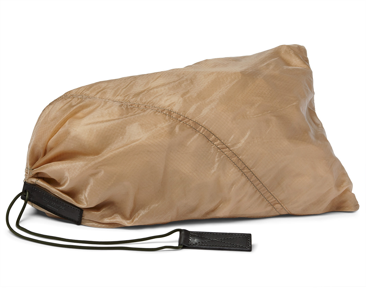 PARACHUTE BAG 2.0 - Shoe Bag | KILLSPENCER® - Tan Parachute