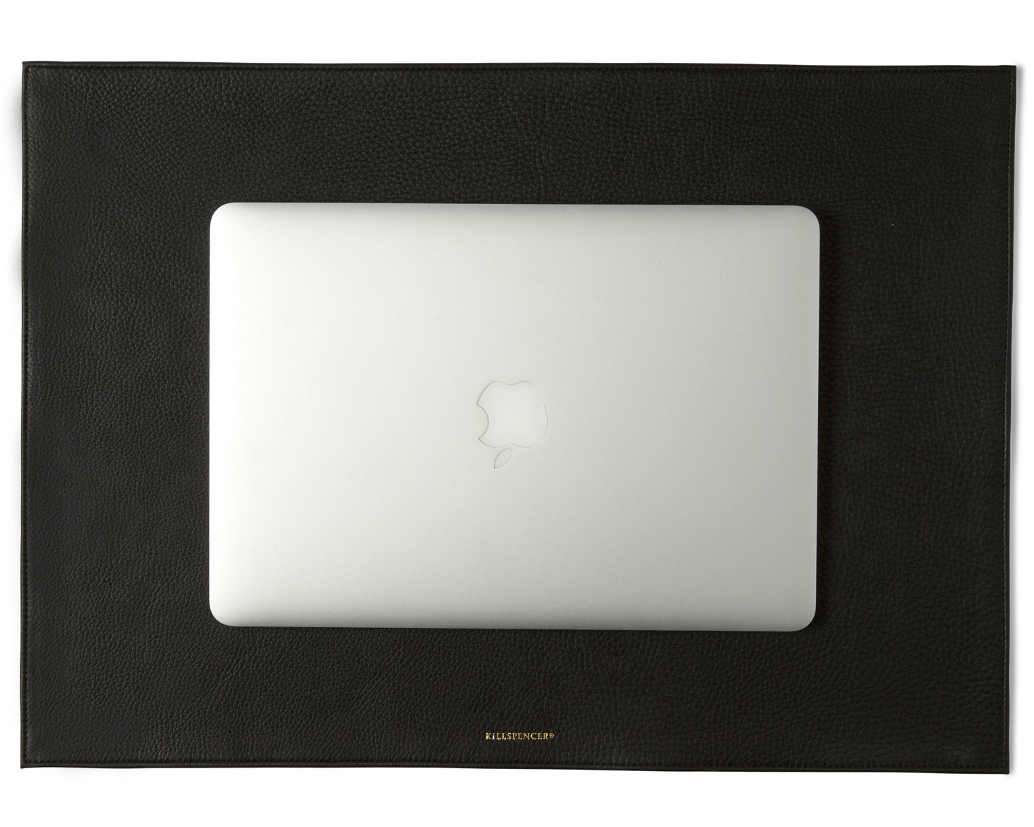 DESK MAT | KILLSPENCER® - Black Leather