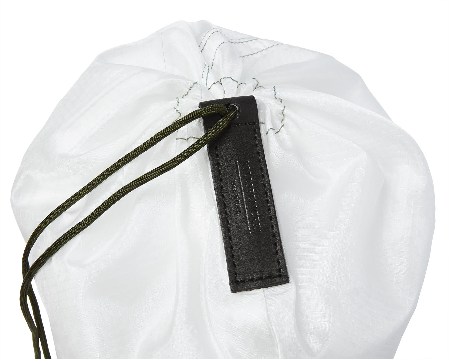 PARACHUTE BAG 2.0 - Laundry Bag | KILLSPENCER® - White Parachute