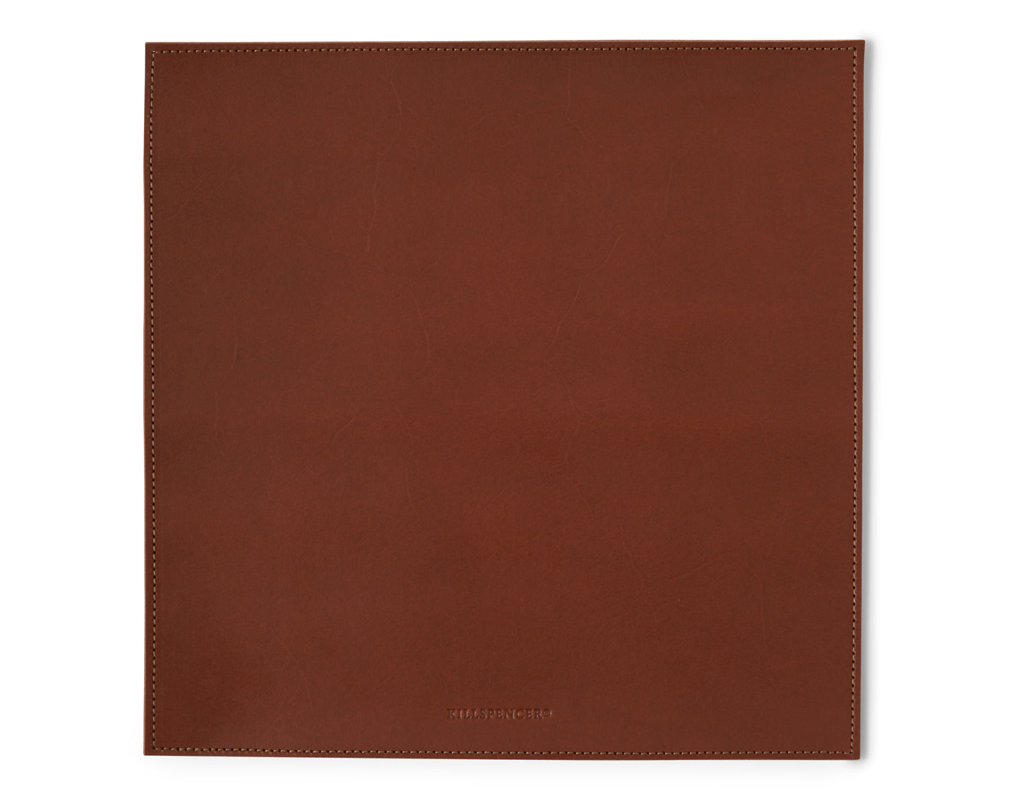 MOUSEPAD | KILLSPENCER® - Cognac Bullhide Leather