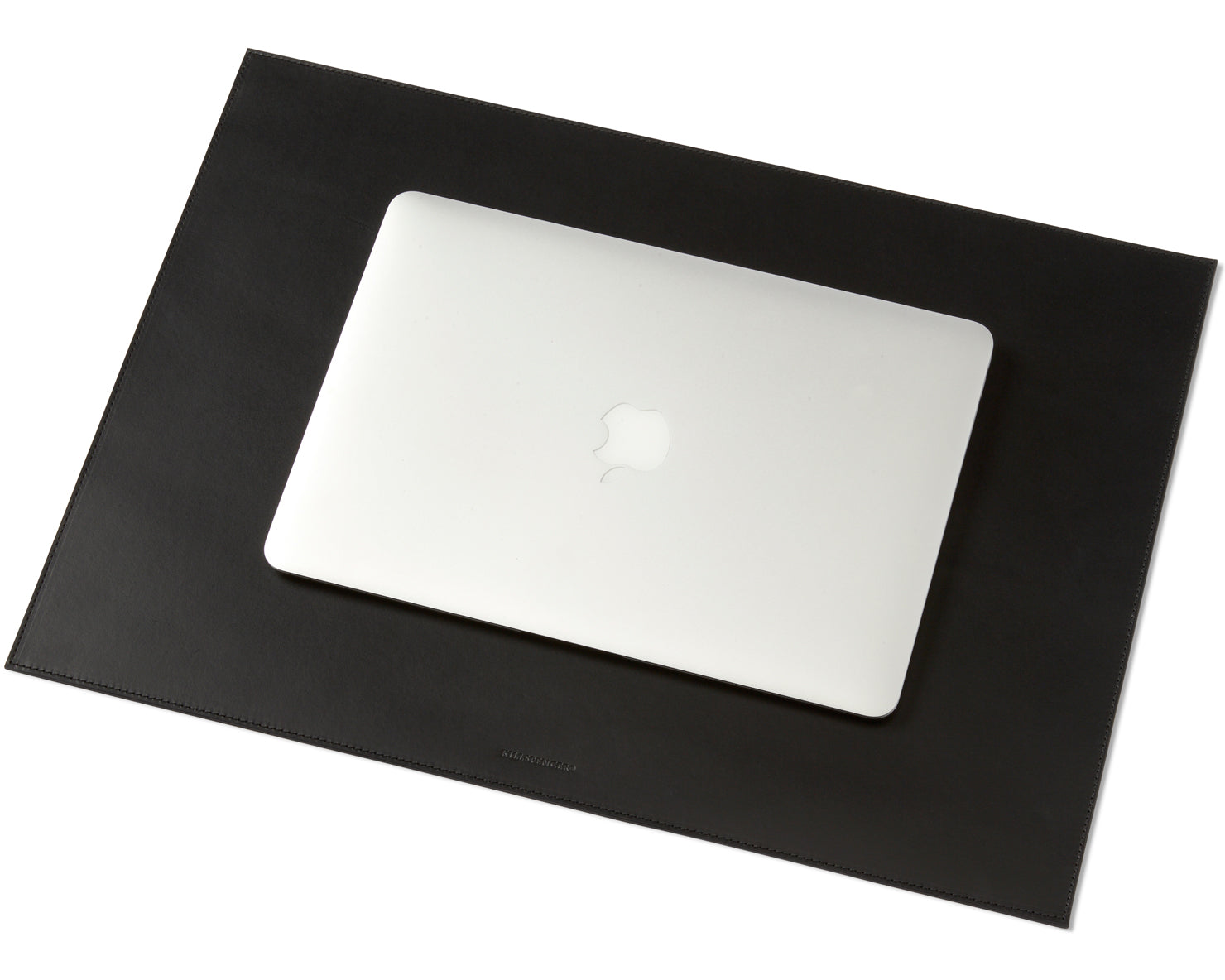 DESK MAT | KILLSPENCER® - Black Bullhide Leather