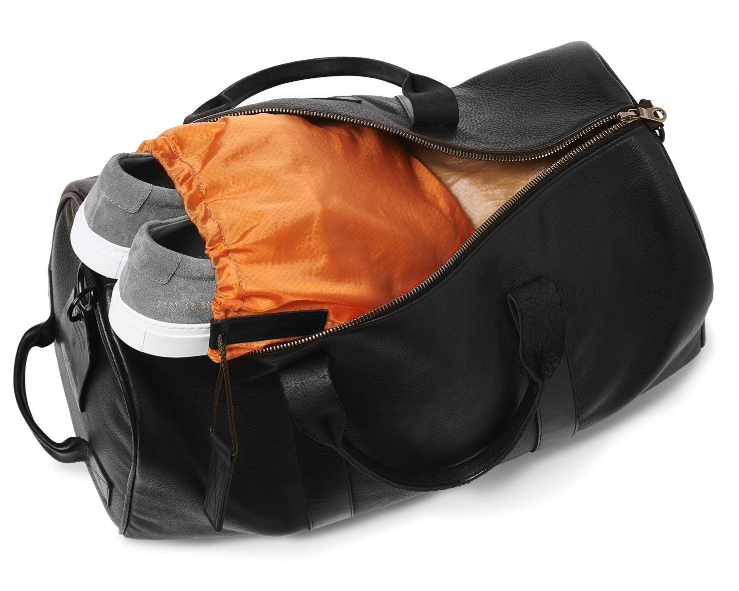 PARACHUTE BAG 2.0 - Shoe Bag | KILLSPENCER® - Orange Parachute