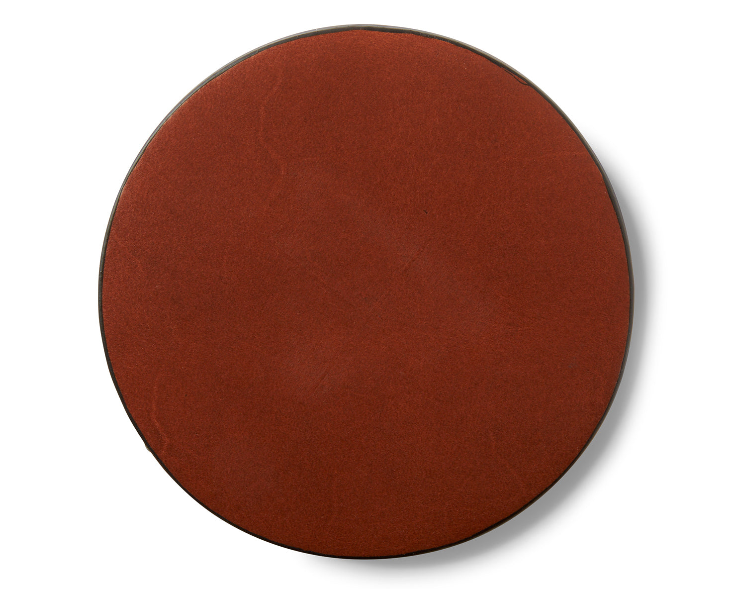 COASTER SET | KILLSPENCER® - Cognac Bullhide Leather