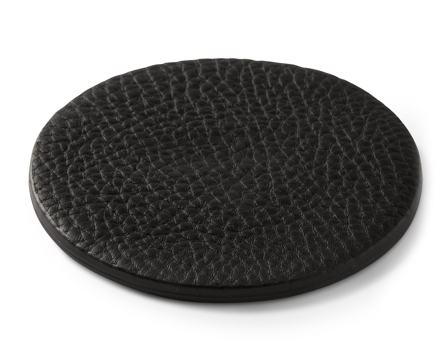 COASTER SET | KILLSPENCER® - Black Leather