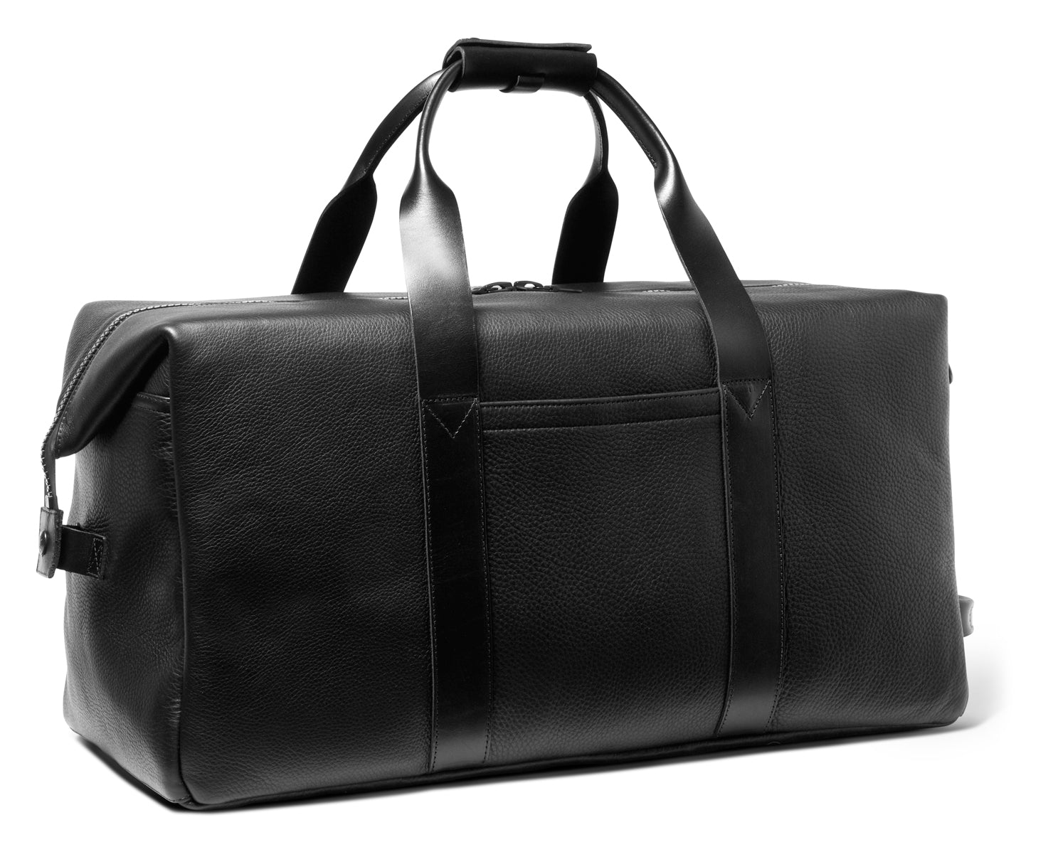 UTILITY WEEKENDER | KILLSPENCER® - Black Leather