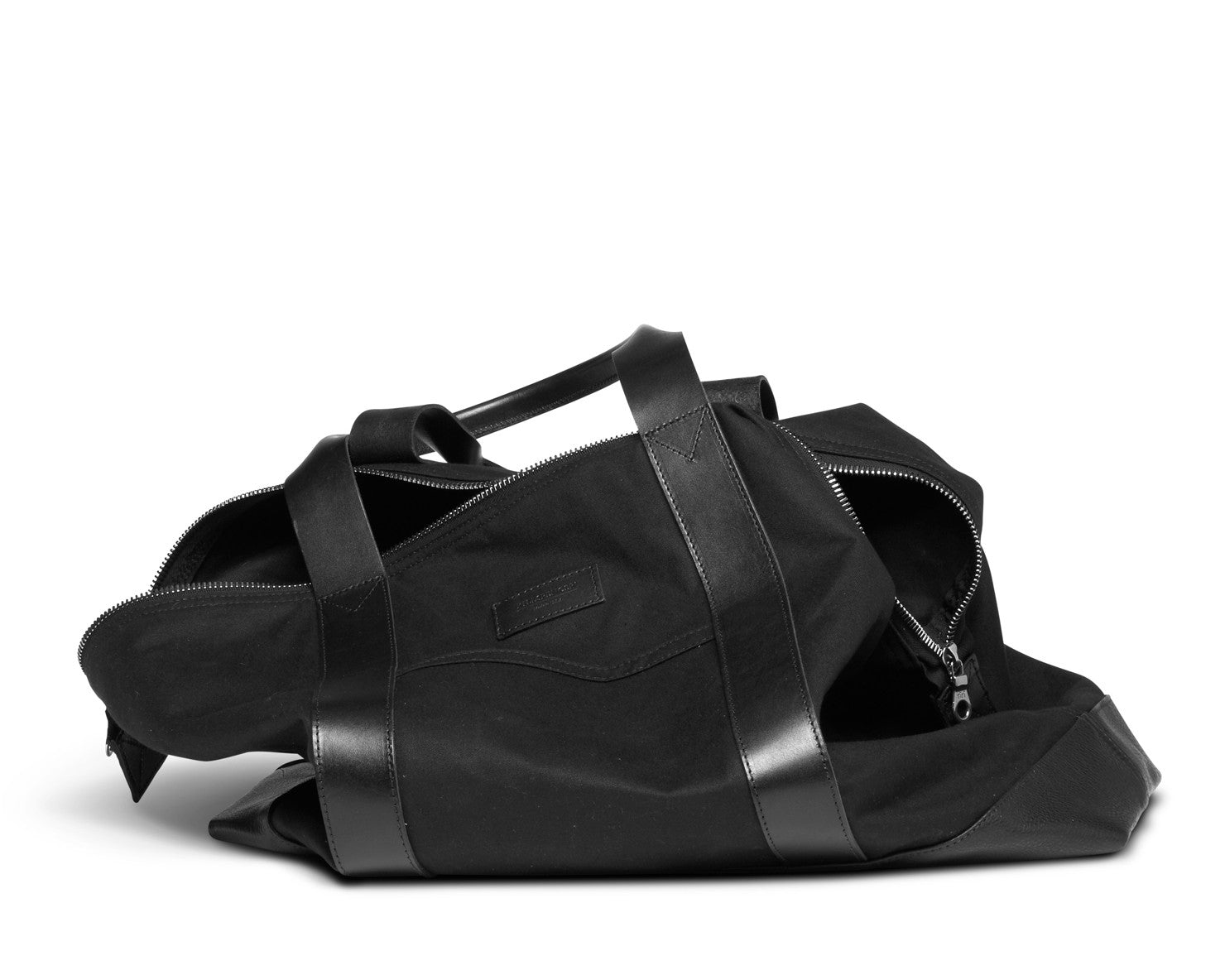 TRAVEL TOTE | KILLSPENCER® - Black Canvas